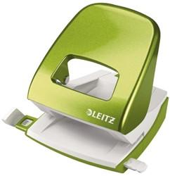 Perforator Leitz New NeXXt 5008 WOW 2-gaats 30vel groen