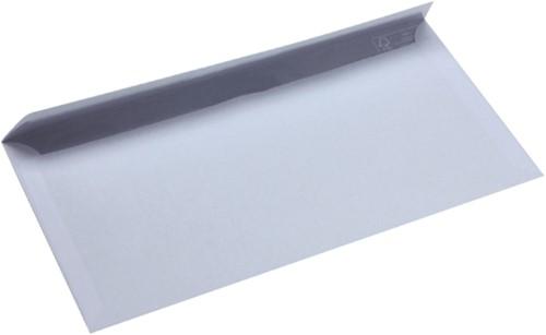 Envelop Quantore bank EA5/6 110x220mm wit 500 stuks-2