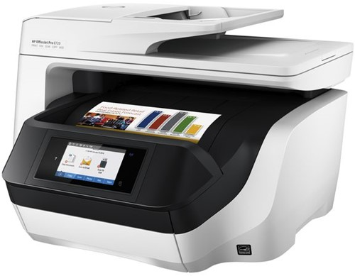 Multifunctional HP OfficeJet Pro 8720-2