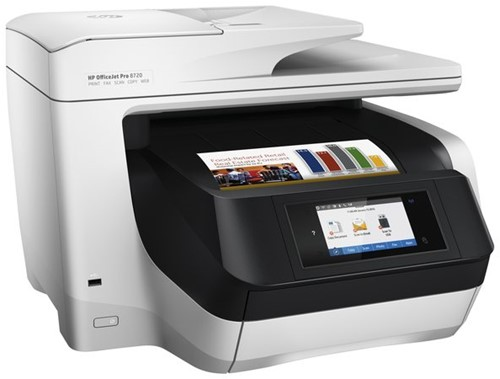 Multifunctional HP OfficeJet Pro 8720-3