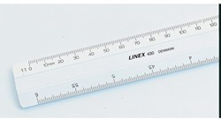 Schaalstok Linex 415 1:1/20/25/50 150mm