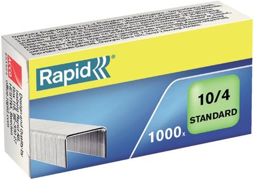 Nieten Rapid nr.10 gegalvaniseerd standaard 1000 stuks