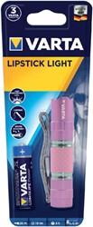 Zaklamp Varta Led Lipstick met 1xAAA batterij