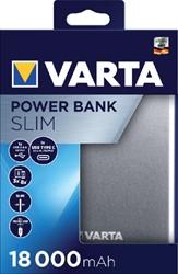 Powerpack Varta 18000mAh aluminium