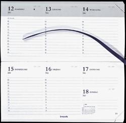 Agenda 2019 Brepols Breprint 7dag/2pagina assorti
