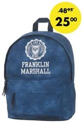 Rugzak Franklin en Marshall vintage blue