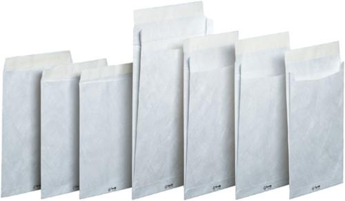Envelop Tyvek akte B4 254x353Mm 54gr wit 100stuks-2