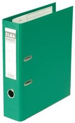 Ordner Elba Rado plast A4 80mm pvc groen