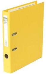 Ordner Elba Rado plast A4 50mm pvc geel