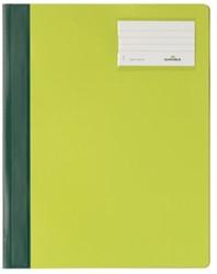 Snelhechter Durable 2500 A4 PVC etiketvenster groen