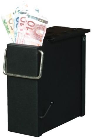Cash box De Raat zwart