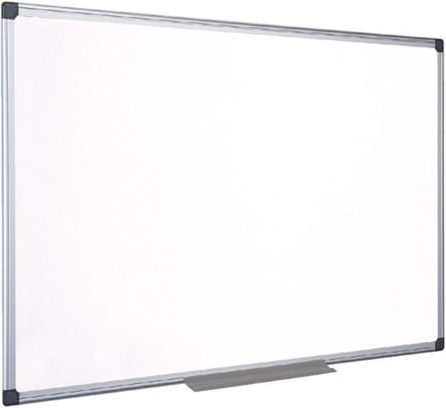 Whiteboard Quantore 60x90cm magnetisch gelakt staal-2