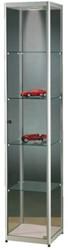 Vitrinekast SDB MPC400-tech 400x400x2000mm