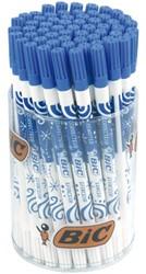 Inktwisser Bic blauw