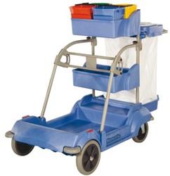 Reinigingsapparatuur werkwagens