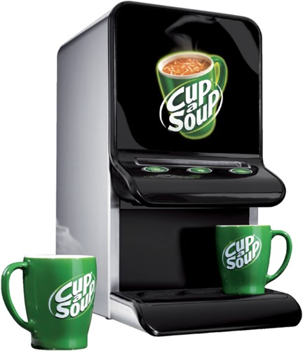 Cup-a-soup mini automaat tbv vendorzakken-1