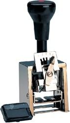 Numeroteur Reiner B2 13043 6 cijfers 5.5mm metaal