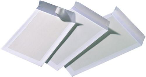 Envelop Quantore bordrug EB4 262x371mm zelfkl. wit 100stuks-3