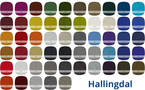 BE PROUD 100 BUREAUSTOEL - Hallingdal