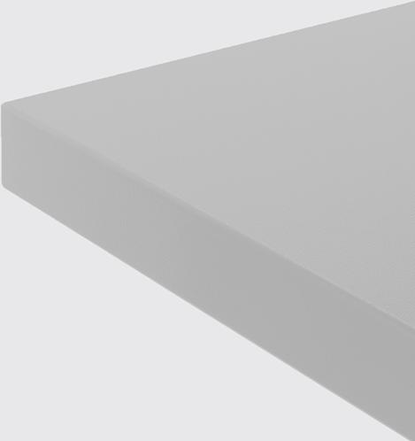 Kleur van beide bureaubladen - Wit
